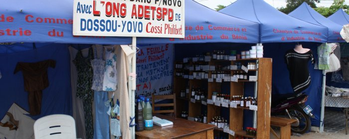 A private sector drug shop