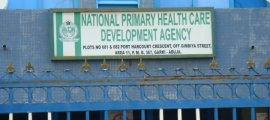 National Primary Health Care Development Agency, Abuja