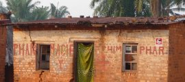 A rural DRC pharmacy